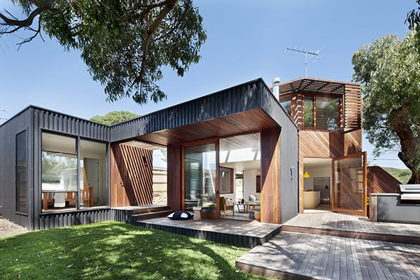 featured posts image for Renovation of a holiday home in Australia: The Ark