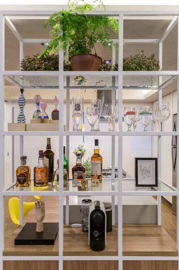Trama Apartment-Semerene Arquitetura Interior-002-1 Kindesign