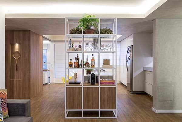 Trama Apartment-Semerene Arquitetura Interior-02-1 Kindesign