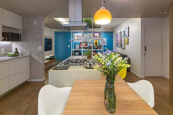 Trama Apartment-Semerene Arquitetura Interior-08-1 Kindesign
