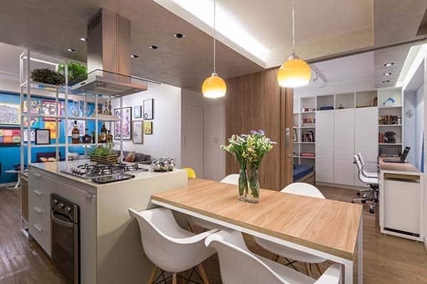 Trama Apartment-Semerene Arquitetura Interior-09-1 Kindesign