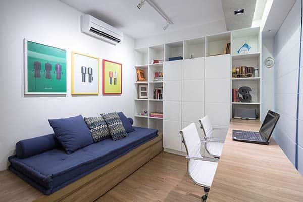 Trama Apartment-Semerene Arquitetura Interior-12-1 Kindesign