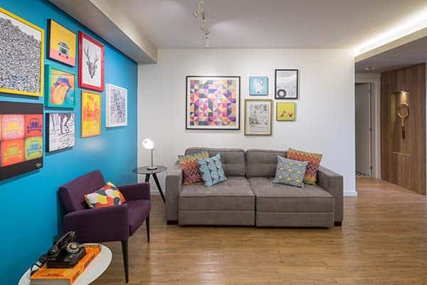 Trama Apartment-Semerene Arquitetura Interior-13-1 Kindesign