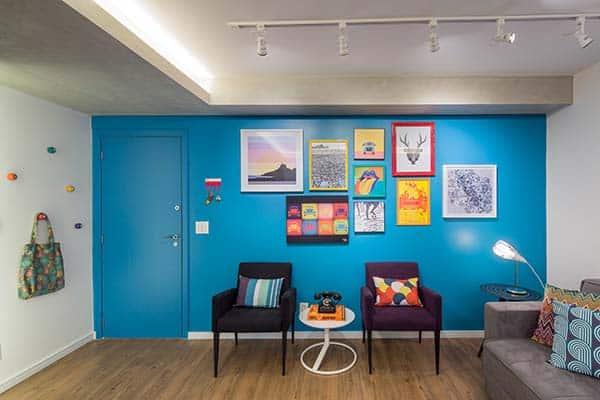 Trama Apartment-Semerene Arquitetura Interior-14-1 Kindesign