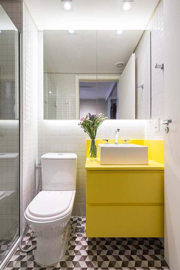 Trama Apartment-Semerene Arquitetura Interior-17-1 Kindesign