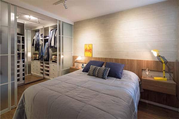 Trama Apartment-Semerene Arquitetura Interior-19-1 Kindesign