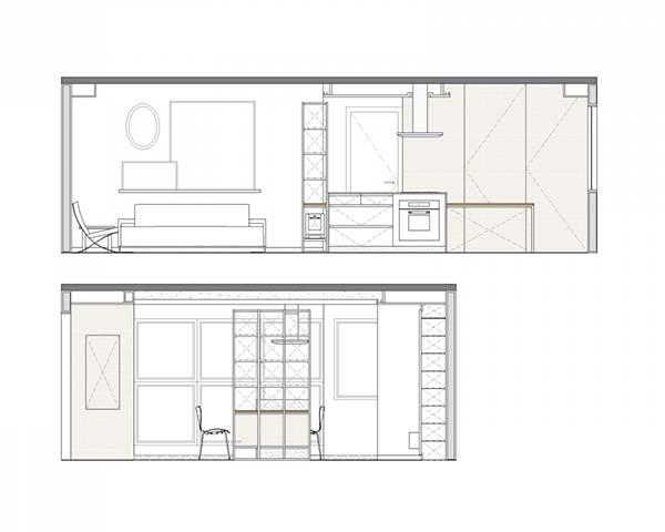 Trama Apartment-Semerene Arquitetura Interior-23-1 Kindesign