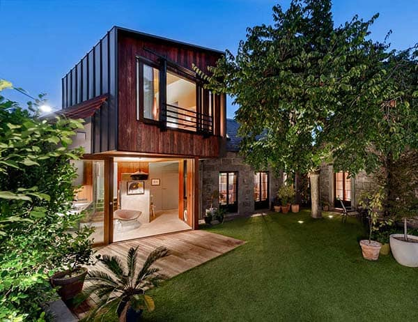 featured posts image for Contemporary makeover of an Australian home: Bell Street Tree House