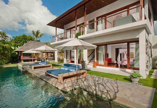 featured posts image for Exhilarating modern tropical living in Bali
