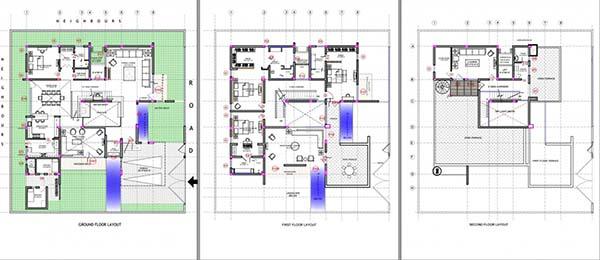 Villa in Meenakshi Bamboos-MORIQ-11-1 Kindesign