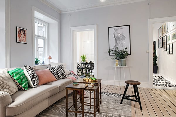 Amazing Swedish Apartment-03-1 Kindesign
