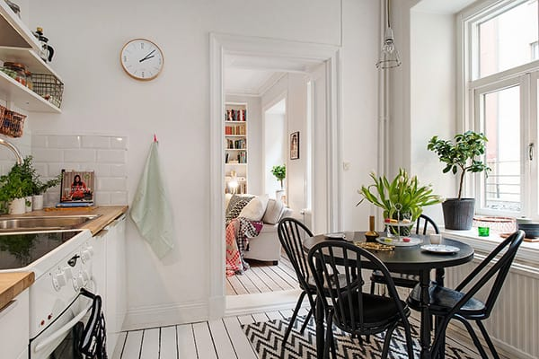 Amazing Swedish Apartment-15-1 Kindesign