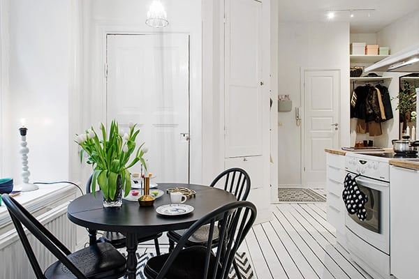 Amazing Swedish Apartment-16-1 Kindesign