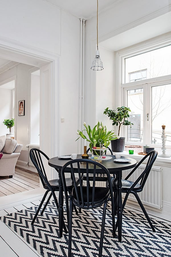 Amazing Swedish Apartment-18-1 Kindesign