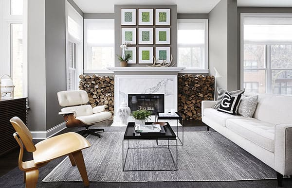 featured posts image for Chic and modern apartment interiors in Chicago