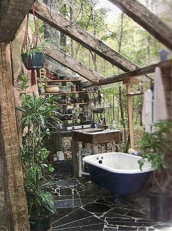 Awesome Outdoor Bathrooms-26-1 Kindesign