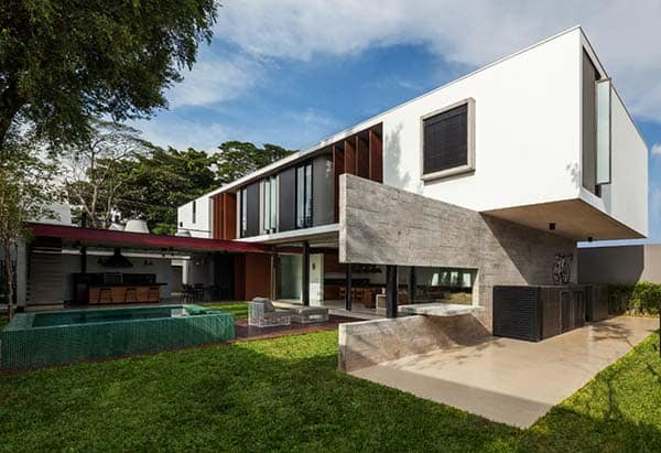 featured posts image for Transparency and light defines this magnificent Brazilian home
