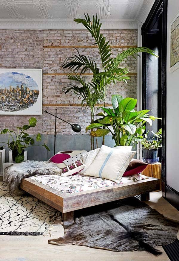 featured posts image for Decorating with Plants: 39 Most Awesome Spaces