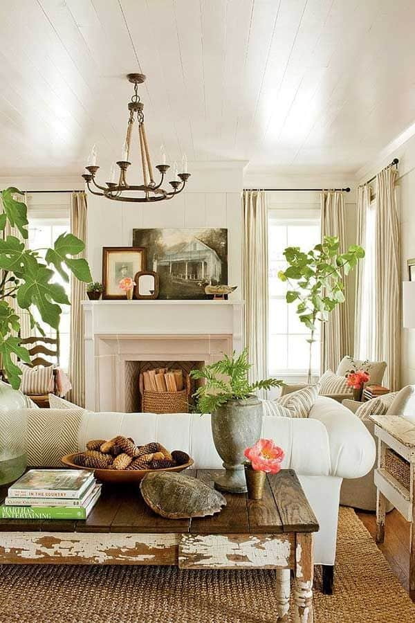 Decorated Spaces With Plants-09-1 Kindesign