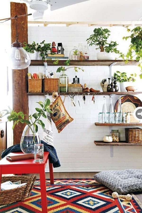 Decorated Spaces With Plants-11-1 Kindesign