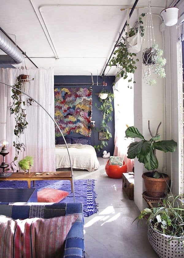 Decorated Spaces With Plants-13-1 Kindesign