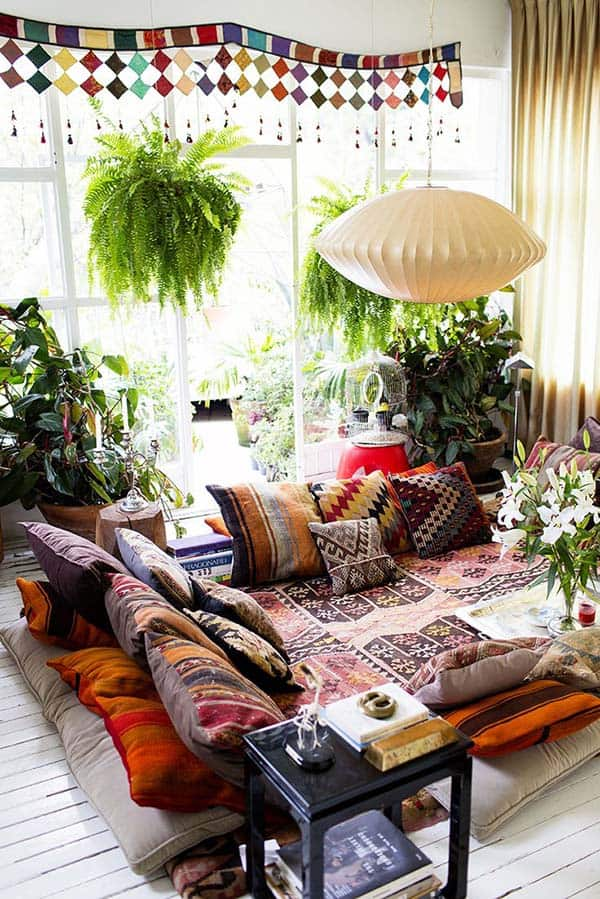 Decorated Spaces With Plants-21-1 Kindesign