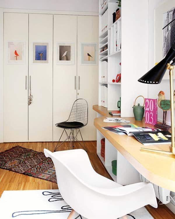 Eclectic Madrid Apartment-10-1 Kindesign
