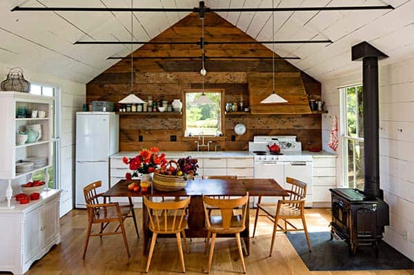 featured posts image for 50 Ultimate farmhouse style kitchens for cooking and entertaining