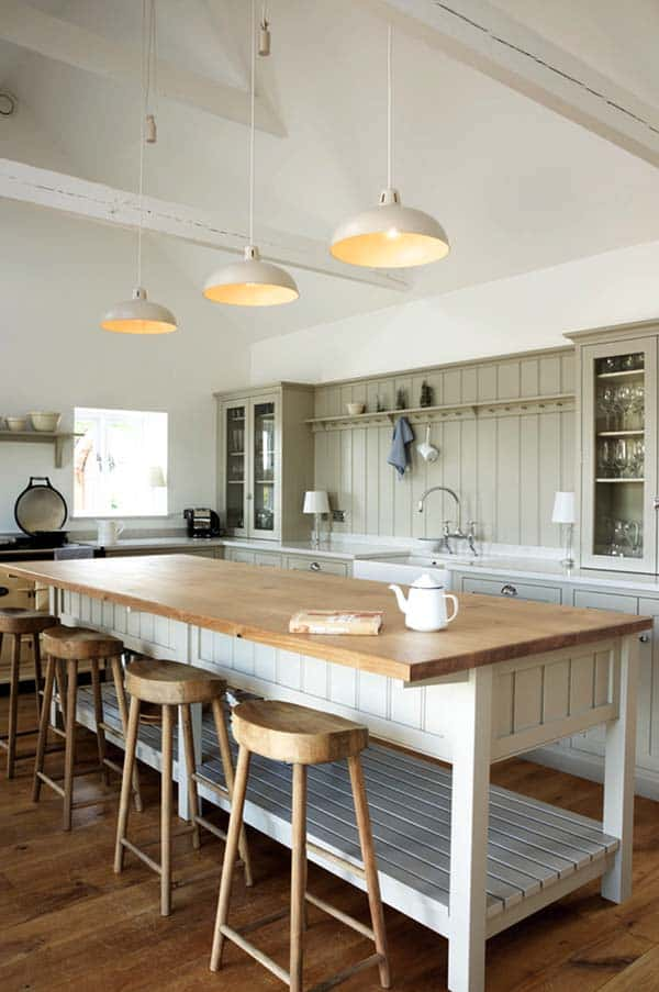 Farmhouse Style Kitchen-06-1 Kindesign