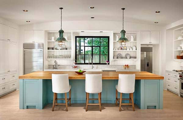 Farmhouse Style Kitchen-13-1 Kindesign