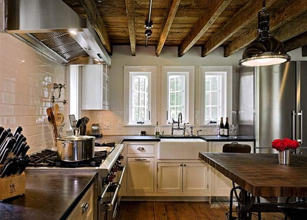 Farmhouse Style Kitchen-18-1 Kindesign