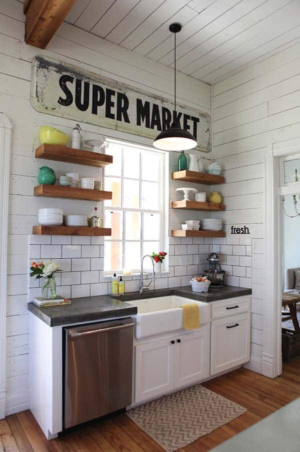 Farmhouse Style Kitchen-23-1 Kindesign