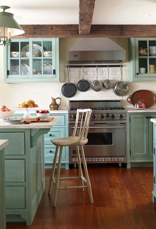 Farmhouse Style Kitchen-26-1 Kindesign