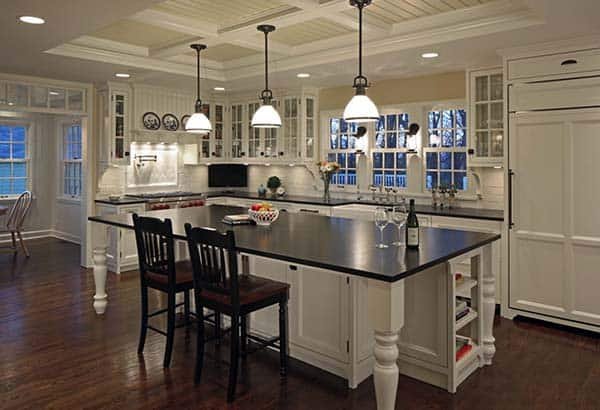 Farmhouse Style Kitchen-27-1 Kindesign