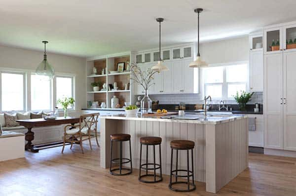 Farmhouse Style Kitchen-41-1 Kindesign