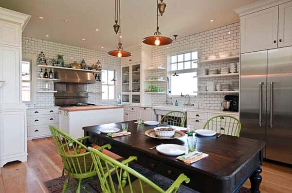 Farmhouse Style Kitchen-48-1 Kindesign