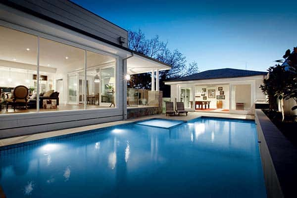 Striking Hamptons Style Home In Melbourne By Canny