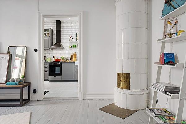 Gothenburg Studio Apartment-02-1 Kindesign