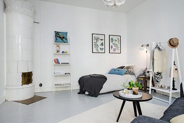 Gothenburg Studio Apartment-08-1 Kindesign