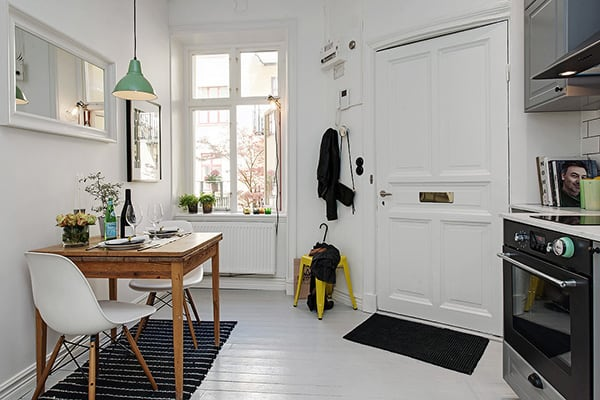 Gothenburg Studio Apartment-17-1 Kindesign
