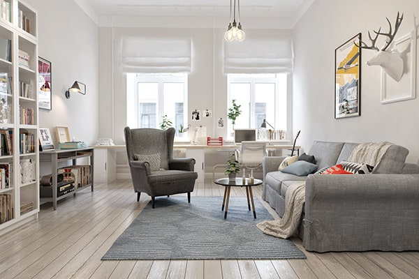 featured posts image for Bright and spacious two-bedroom apartment in Saint-Petersburg