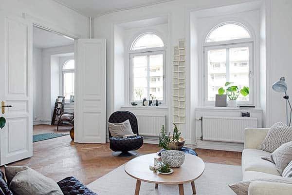 Linnestaden Apartment Interior-02-1 Kindesign