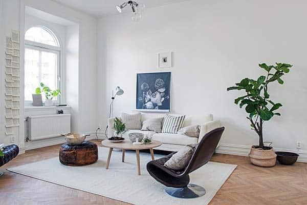 Linnestaden Apartment Interior-16-1 Kindesign