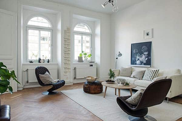 Linnestaden Apartment Interior-17-1 Kindesign