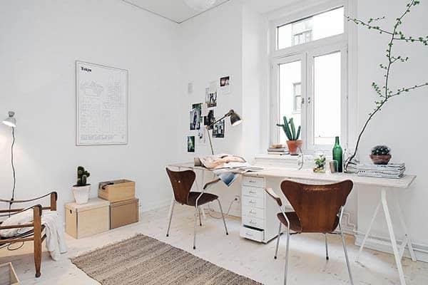 Linnestaden Apartment Interior-27-1 Kindesign