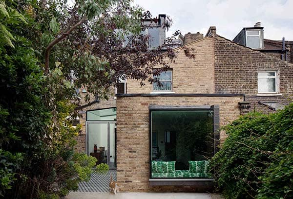 featured posts image for Remarkable transformation of a private house in London