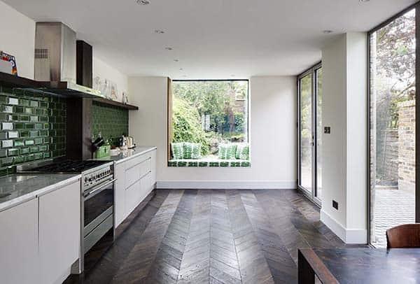 London Fields House-Brian OTuama Architects-02-1 Kindesign