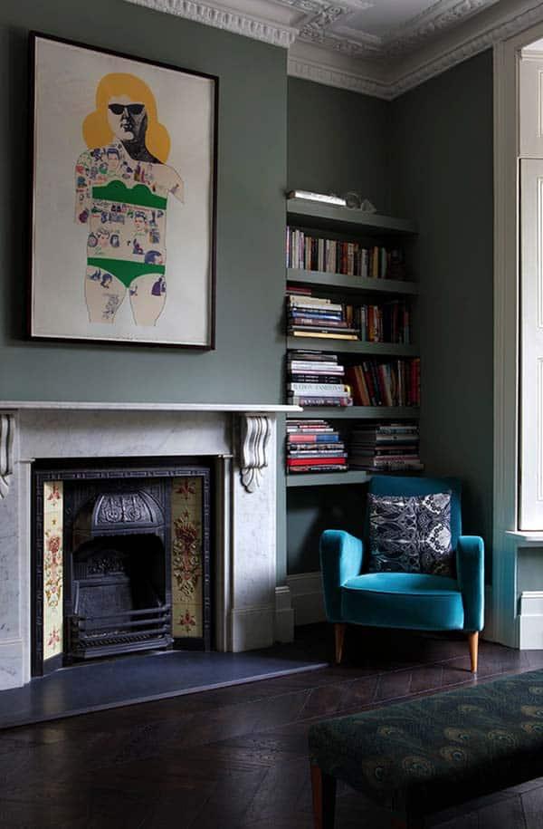 London Fields House-Brian OTuama Architects-08-1 Kindesign