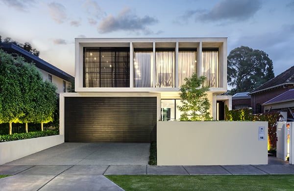 featured posts image for Stunning Australian home drawing nature in by Canny Architecture