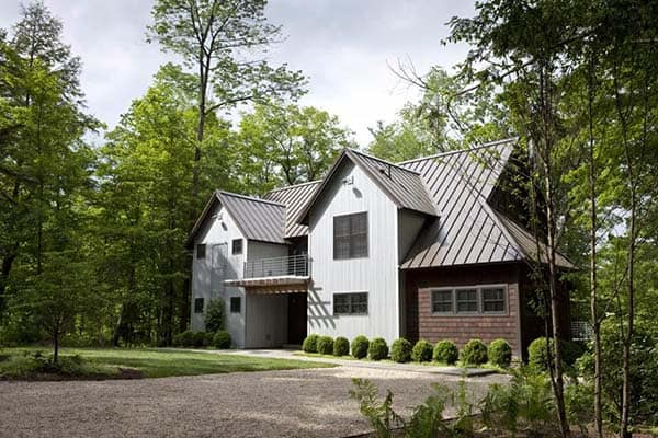 featured posts image for Ultra charming barn-style home in the Berkshires